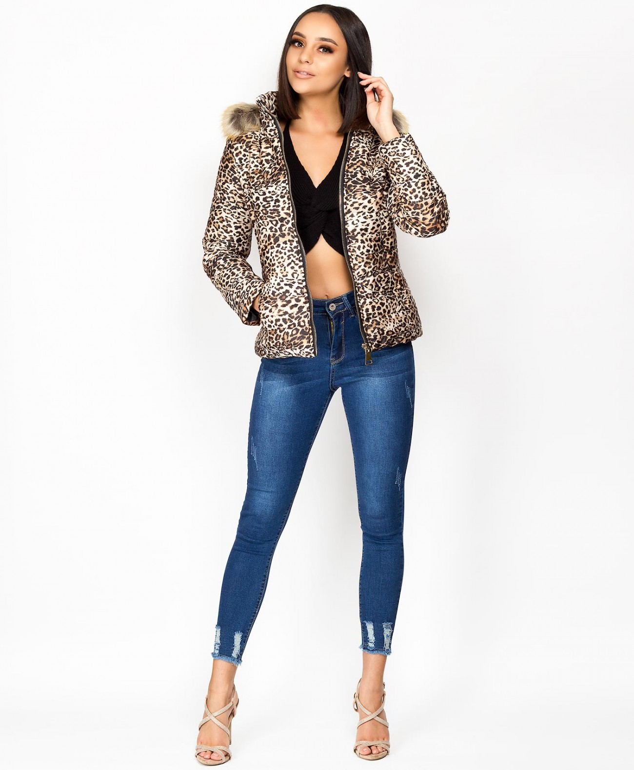 f52929eb052d74 Leopard-Print-Faux-Fur-Hooded-Quilted-Puffer-Jacket-