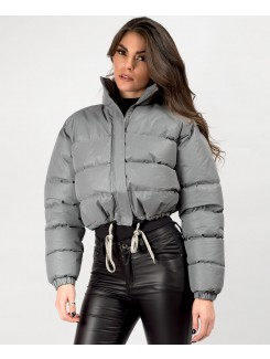 Grey-Reflective-Cropped-Puffer-Jacket-2