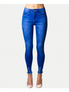 Distressed-Hem-Blue-Wash-Skinny-Jean-1a