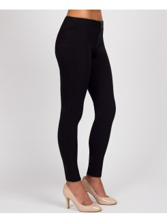 Black Super Skinny Work/School Trousers