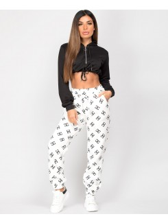White-DD-Printed-Oversize-Fleece-Joggers-1