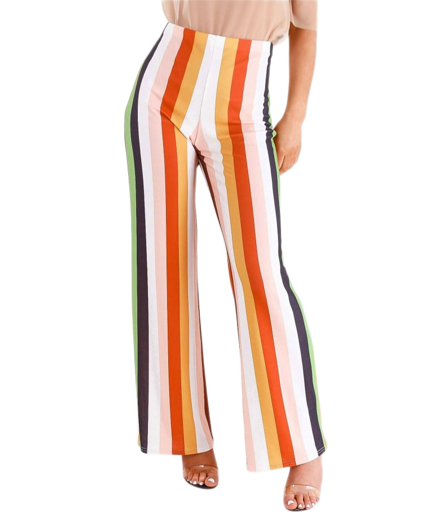 Multi-Colour-Wide-Leg-Stripe-Trousers-1