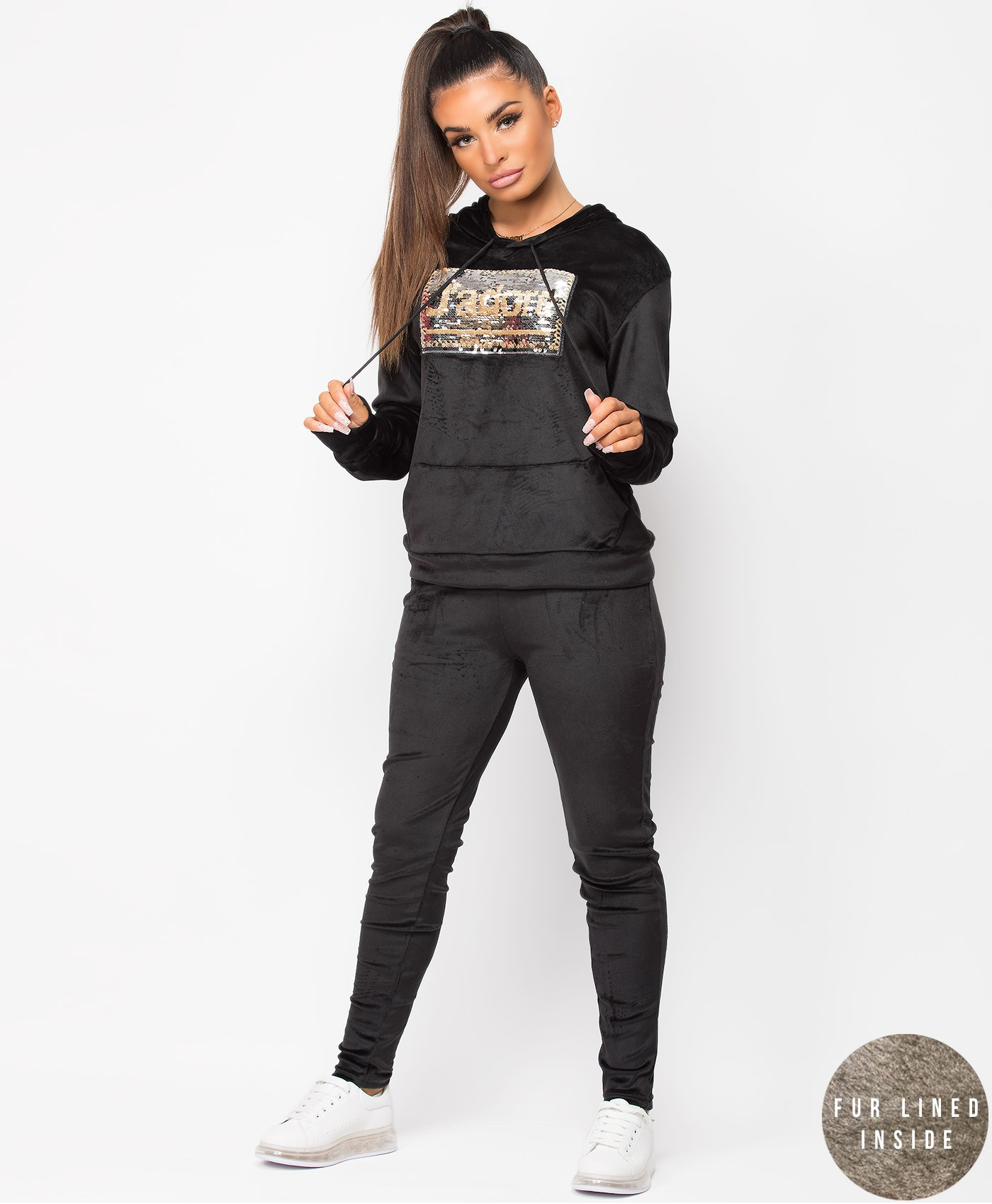 Black-Fur-Lined-Velvet-Velour-Jadore-Sequin-Tracksuit-Loungwear-Set-1