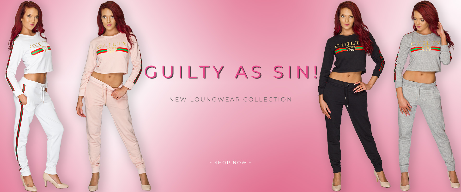 Guilty Loungewear Tracksuit