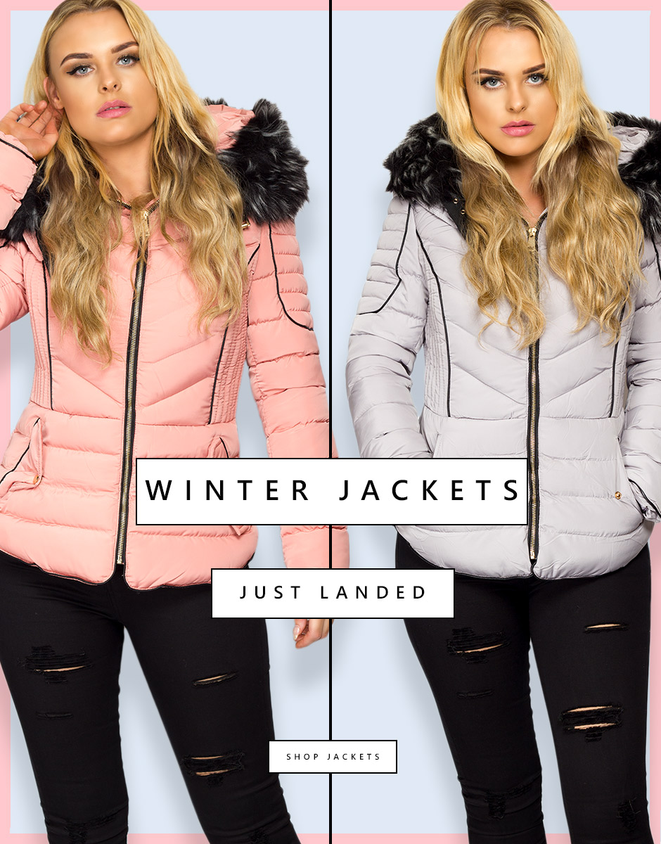 Shop Puffer Bubble Coats | LexiFashion
